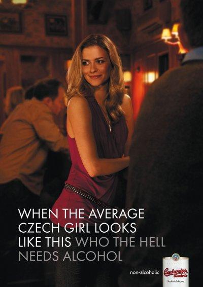 Fille tchèque moyenne